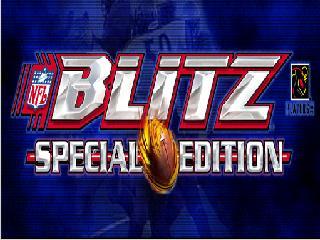 NFL Blitz - Special Edition